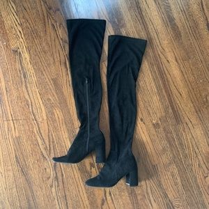 Jefferey Campbell High Thigh Boots | Size 8
